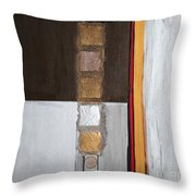 4 Perplex 2 Throw Pillow