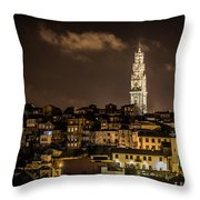 Portugal Porto Throw Pillow