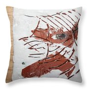 Rest  - Tile Throw Pillow