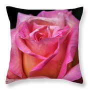 Perfect Umperfection Throw Pillow