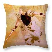 San Michele Throw Pillow