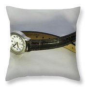 Small Decorations Throw Pillow
