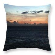 St. Maarten Throw Pillow