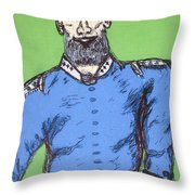 4 Stars For The General Throw Pillow