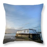 Studland - England Throw Pillow