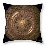 Sudbury Neutrino Observatory Sno Throw Pillow