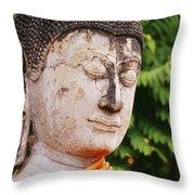 Thailand, Ayathaya Throw Pillow