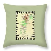 4 U 245 Throw Pillow
