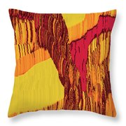 4 U 282 Throw Pillow