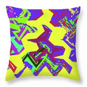 4 U 298 Throw Pillow
