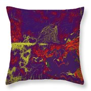 4 U 302 Throw Pillow