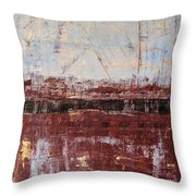 Untitled No. 2 Throw Pillow