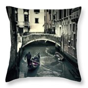 Venezia Throw Pillow