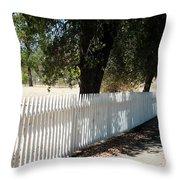 Whiskeytown National Recreation Area Throw Pillow