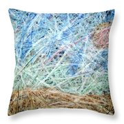 40 Throw Pillow