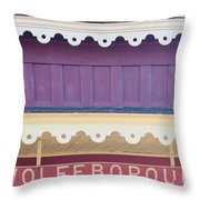 Wolfeboro Nh Throw Pillow