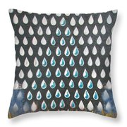 40 Years Reconciliation Throw Pillow