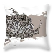401k Throw Pillow