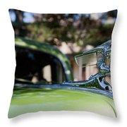 41 Packard Throw Pillow