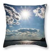Wolfeboro Nh Throw Pillow