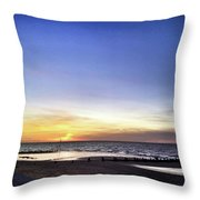 Instagram Photo Throw Pillow by John Edwards