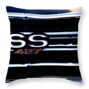 427 - Ss Throw Pillow
