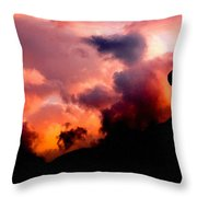 Art Of Landscape Throw Pillow