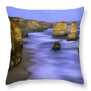 Landscape Ma Throw Pillow