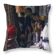 4398- Dress Up Throw Pillow