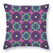 Arabesque 081 Throw Pillow
