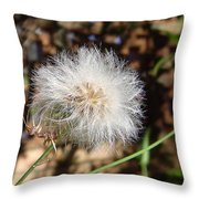 Australia - Blow And Make A Wish Flowers Throw Pillow