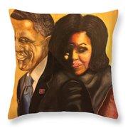 44 Throw Pillow
