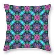 Arabesque 080 Throw Pillow