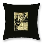45167 Arturo Souto Throw Pillow