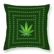 46 Throw Pillow