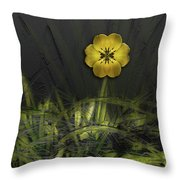 4661 Throw Pillow