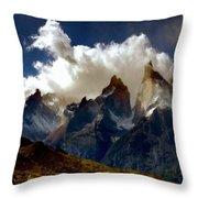 Landscape Fine Art Throw Pillow