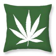47 Throw Pillow