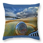48 Buick Throw Pillow