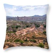 Cappadocia - Turkey Throw Pillow