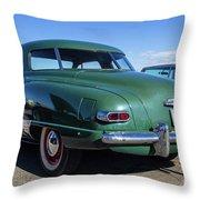 48 Studebaker Champion Throw Pillow