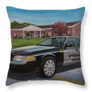 48spd Throw Pillow