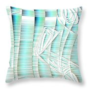 4x3.85-#rithmart Throw Pillow