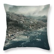 2012 2009 Throw Pillow