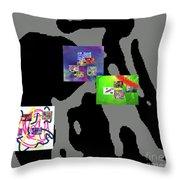5-21-3057p Throw Pillow