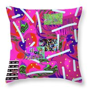 5-22-2015gabcdefghijklmnopqrtuvwxyzabcdefghijk Throw Pillow