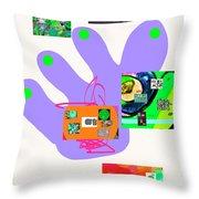 5-5-2015babcdefghijklmnopqrtuv Throw Pillow