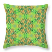 Arabesque 087 Throw Pillow