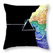 Artistic Throw Pillow