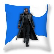 Avengers Nick Fury Collection Throw Pillow